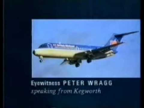 Kegworth air disaster:  the BBC breaks the news