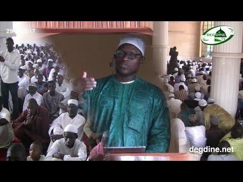 Khoutbah 29-09-2017 || La Nouvelle Année: Analyses et Enseignements  || Imam MOR KÉBÉ H.A