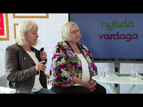 Samtal med Monica Lutjohann om livet med demenssjukdom