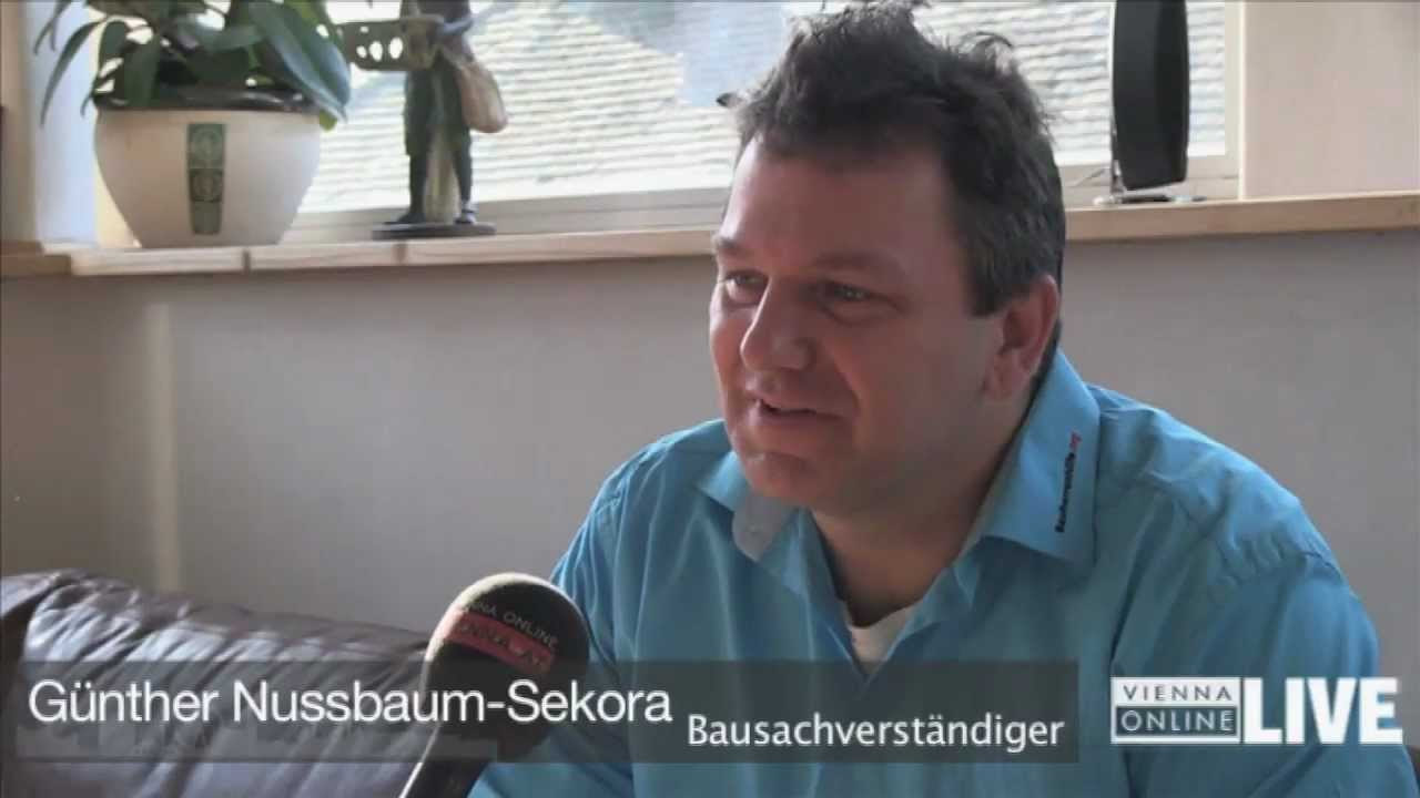 pfusch am bau g nther nussbaum sekora im interview teil 1 youtube. Black Bedroom Furniture Sets. Home Design Ideas
