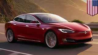 Tesla Model S is world's fastest car in production, new battery boosts speed and range - TomoNews