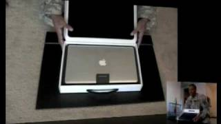 10/14/08 MacBook Pro Unboxing