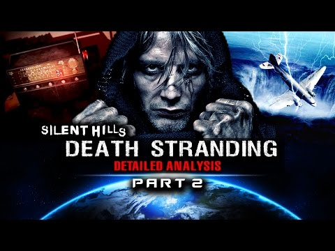 Death Stranding is SILENT HILLS (Part 2) - Aliens in P.T., Underwater Dimension, Bermuda | Theory