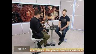 Отмечаем день рукоделия: красноярец Дмитрий Паля создает удивительные вещи из металла