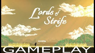 Lords of Strife | PC Gameplay