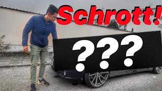 Mercedes AMG für 10.000€ - Neues Projekt?