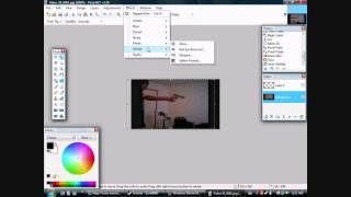 Tutorial: How to make a Muzzle Flash on Windows Movie Maker