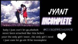 Jyant - Incomplete