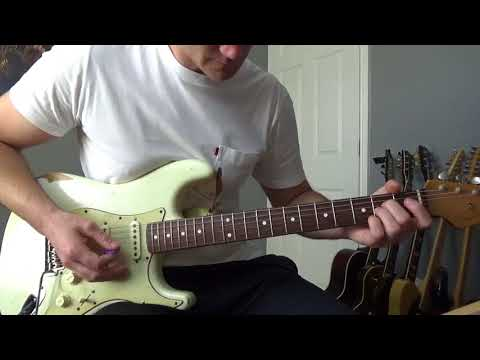 Rory Gallagher Laundromat Guitar Lesson Bite Sized Blues