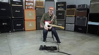 iRig Stomp I/O: Greg Koch Live from the IK Amp Room