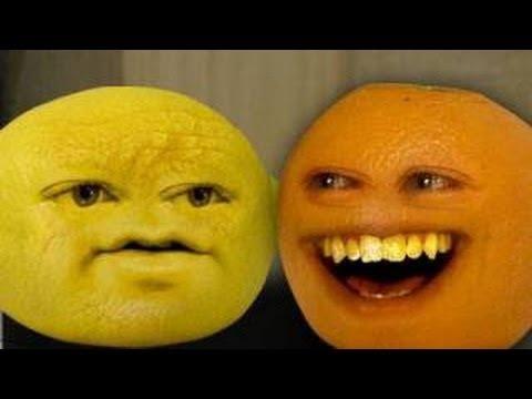 La naranja molesta - Abuelo limon ( ESPAÑOL ) - YouTube