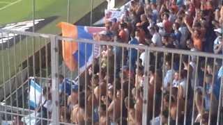 Clash avant match supporter de Montpellier et de OM