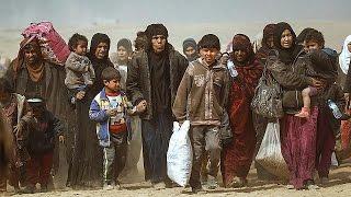 Musul'un batı yakasında 750 bin sivil kuşatma altında
