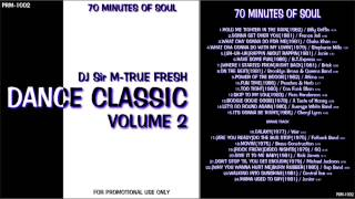 "DISCO Non Stop Mix ""Dance Classic Vol.2"" 70 MINUTES OF SOUL"
