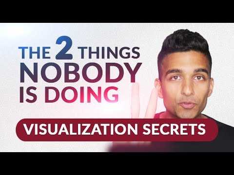 Visualization SECRETS - Make Your Visualizations Become Real FAST