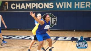 2015 UWF Women's Basketball Preseason Video