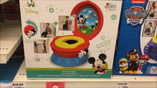 Micky Mouse 3 in 1 Potty System Best Price Perth