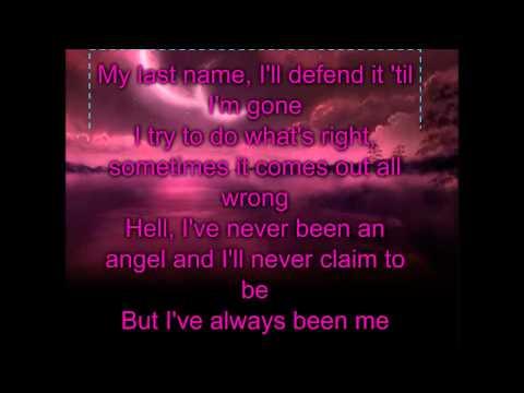 always been me - josh thompson *LYRICS*