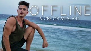 I quit Social Media on a lonely island in the Philippines ( Media Dopamine Detox )