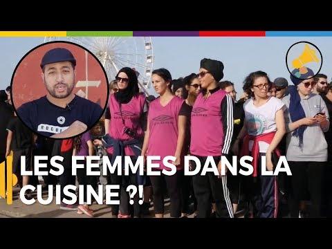 LA PLACE DES FEMMES DANS LA CUISINE ?! Par Redha en Algérie