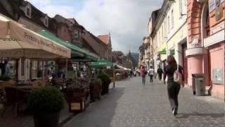 Брашов, Румыния(Брашо́в (рум. Braşov, венг. Brassó) — город в Румынии, один из десяти крупнейших в стране. В старину был известен..., 2012-02-11T17:32:40.000Z)