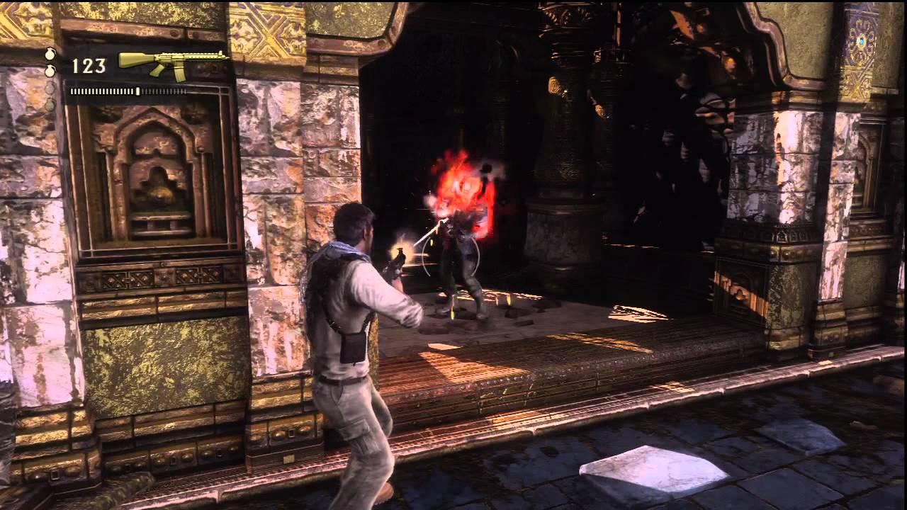 Uncharted 3 Crushing & Treasure Walkthrough Chapter 21 ...