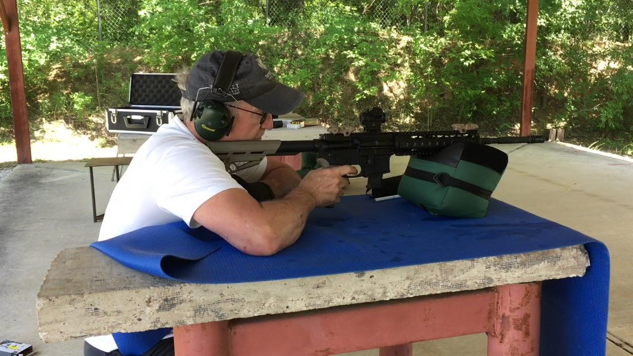 Creedmoor And Lw 9mm Carbine