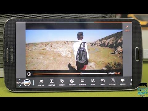 افضل برنامج مونتاج للاندرويد - كيف تصمم فيديو بالجوال
