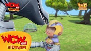Cậu Bé Robot Siêu Clip 3 - Vir : The Robot Boy - Cartoon Movie - Cartoons For Children