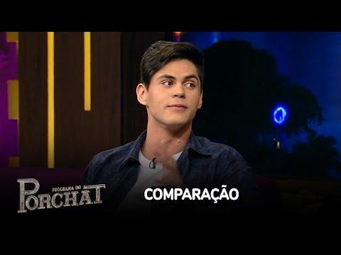 Lucas Veloso fala sobre ser comparado com o pai