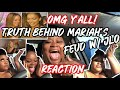 MARIAH CAREY VS JLO FEUD (THE TRUTH BEHIND IT) REACTION