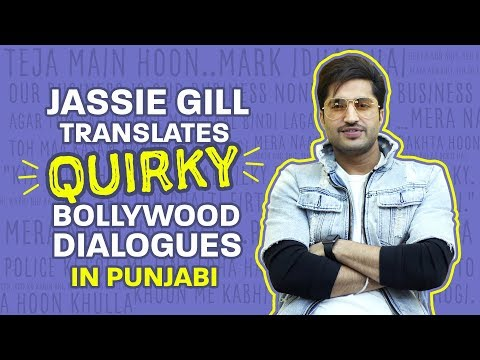 Jassie Gill Translates Quirky Bollywood Dialogues In Punjabi |Bollywood |Nikle Currant Remix Mp3