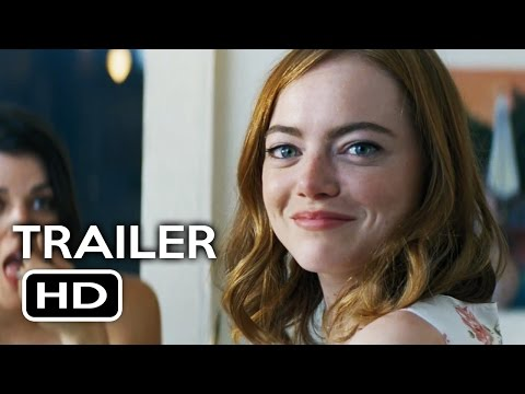 La La Land Official Trailer #2 (2016) Emma Stone, Ryan Gosling Musical Movie HD