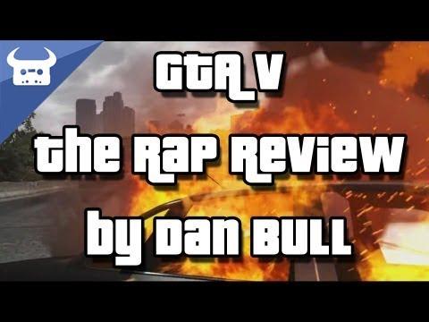 GTA 5 trailer - Rap Review by Dan Bull