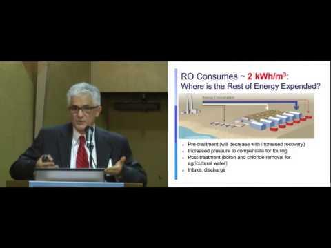 Seawater Desalination - Menachem Elimelech
