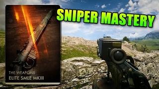 SMLE Sniper Mastery Codex - Battlefield 1