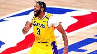 Anthony Davis Re-Signs Lakers 5 Years $190M! 2020 NBA Free Agency