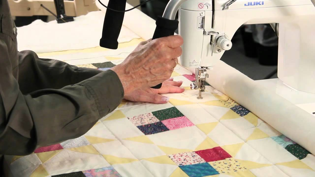 Gracie King and Queen Quilting Frame Overview - YouTube : gracie ii quilting frame - Adamdwight.com