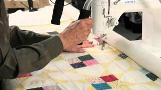 Gracie King And Queen Quilting Frame Overview