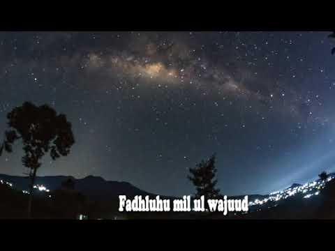 LIRIK LAA ILAAHA ILLALLAH - Cover By Sabyan Ft ESBEYE