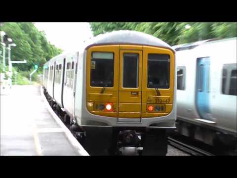 Thameslink Class 319 Ride: London Blackfriars to Streatham (