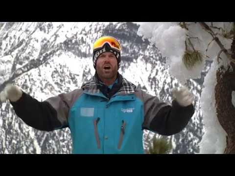 The Snow Is Calling - Mountain High