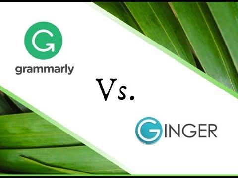 See This Report on Ginger Vs Grammarly