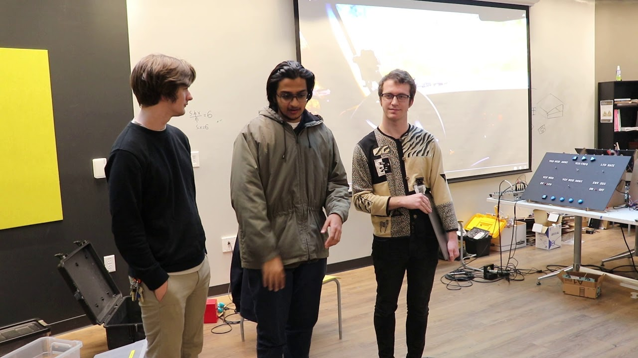 Moog Hackathon 2019: Car Auditory Response System (C.A.R.S.)