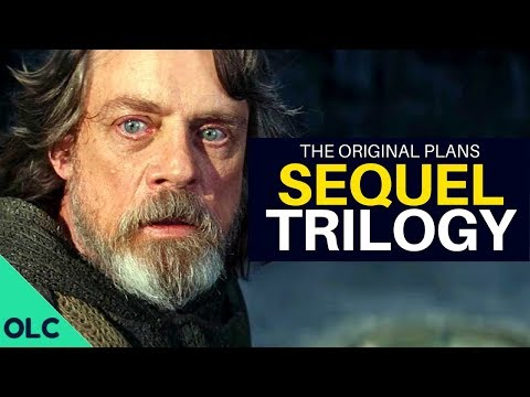 STAR WARS: The Original Plans for the Sequel Trilogy