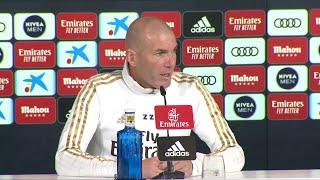 Zidane valora la destitución de Valverde