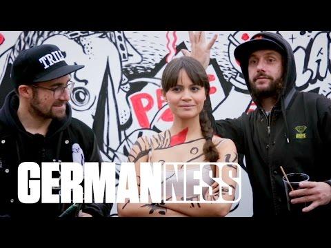 Streetart Tour mit PEACHBEACH || GERMAN-NESS in Berlin (3/5)