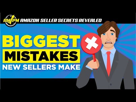 What's the Bíggest Místake Amazon Sellers Make? – Amazon Seller Secrets Revealed