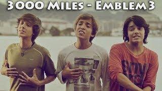 Apollo Costa, Ícaro Amado e Kristian Martinez - 3000 Miles (Emblem3 cover)