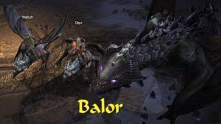 First Balor Kill - Testserver Drakensang online